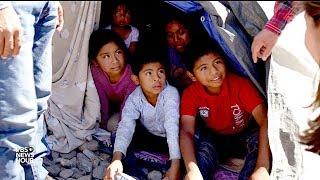 At U.S.-Mexico border, migrants seeking legal entry are stranded in hazardous 'limbo'