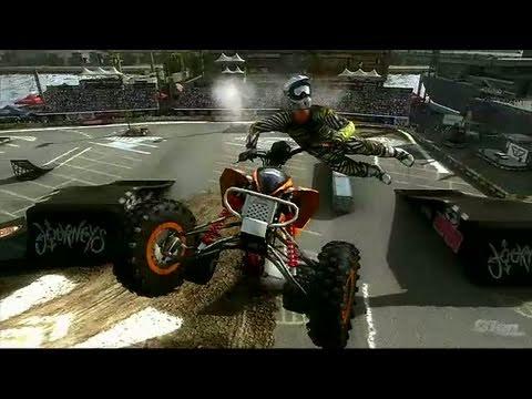 MX vs. ATV Reflex Xbox 360 Trailer - Download Daydream Trailer