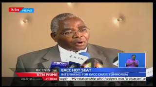 KTN Prime: Search for a new EACC chair continues tomorrow, 16/11/16