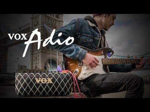 VOX Adio Air GT Kytarové modelingové kombo