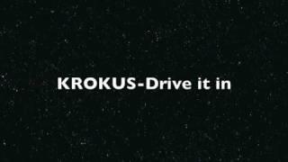 Krokus-Drive it in-HQ Audio