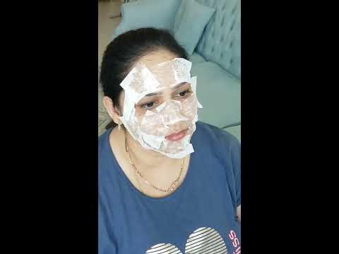 Facial mask ng banana at kung bakit ito ay kapaki-pakinabang at