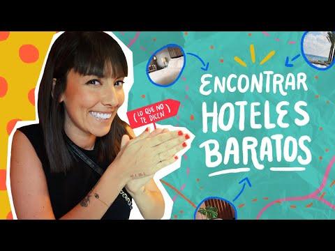 ENCONTRAR HOTELES BARATOS: lo que nadie explica