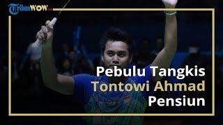 Lewat Unggahan di Instagram, Tontowi Ahmad Umumkan Resmi Gantung Raket