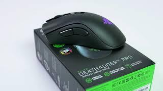 Razer DeathAdder V2 Pro | Краткий обзор