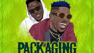 Shatta Wale   Packaging Ft. Medikal (Audio Slide)