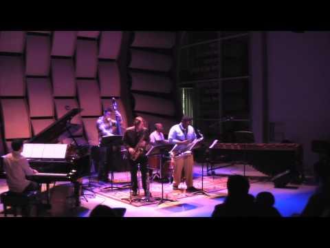 Tyler Vander Maas, Composer; Bram Glik, alto sax; Tristan Johnson, tenor sax; Robert Perez, piano; Zephyr Adee, bass Efa Etoroma, drums
