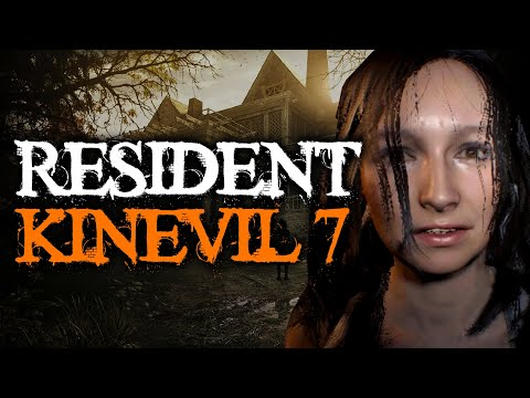 Let's Play Resident Evil 7 Part 3 – Resident Kinevil