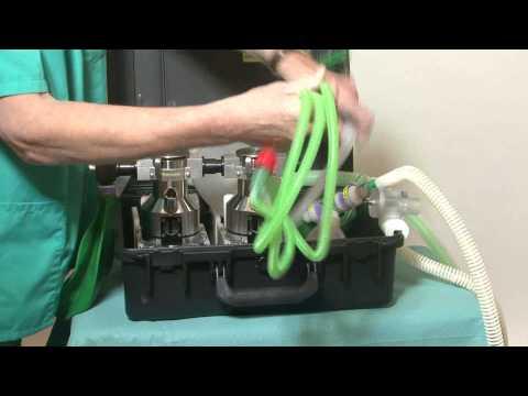Aérosol de solution hypertonique 2-5 précipité