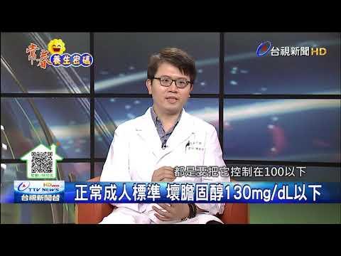 檢驗報告紅通通 失控的膽固醇怎控制
