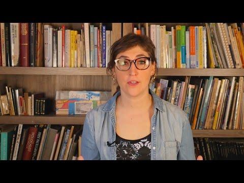 I'm a Geeky Mom | Mayim Bialik