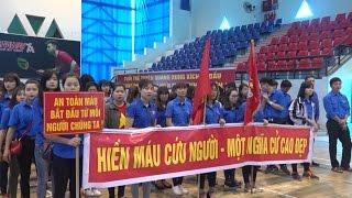 Tuyên Quang: Hơn 1.000 người tham gia Lễ phát động Ngày Toàn dân hiến máu tình nguyện 2017