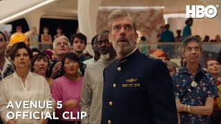 Avenue 5: What's Going On? (Episode 1 Clip)   HBO