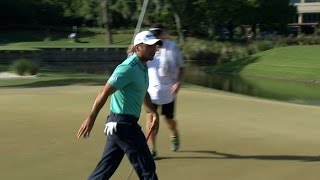 Jason Day's crafty par save on No. 13 at THE PLAYERS by PGA TOUR
