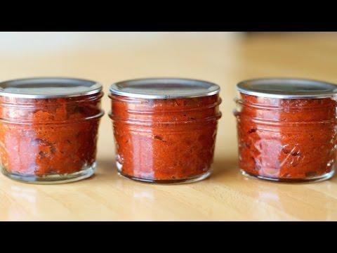 Φτιάξτε τον δικό σας πελτέ ντομάτας