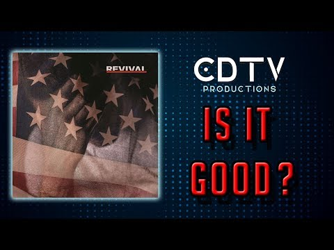 "Eminem ""Revival"" Album Review – IS IT GOOD?"