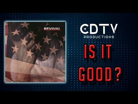 """Eminem """"Revival"""" Album Review – IS IT GOOD?"""