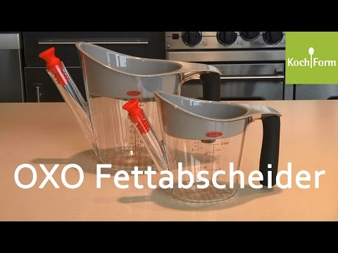 OXO Good Grips Fettabscheider | KochForm
