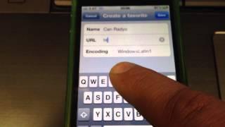 Kayseri Can Radyo IPhone Uygulumasi