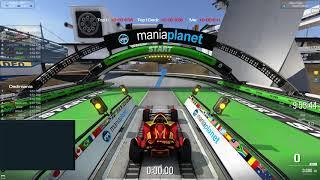 Kérsz Valamit Enni? Part 1 12 FULL | TrackMania² Stadium