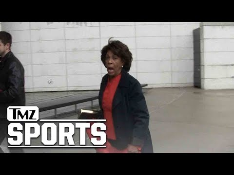 Colin Kaepernick Deserves Some Damn Respect, Says Maxine Waters | TMZ Sports