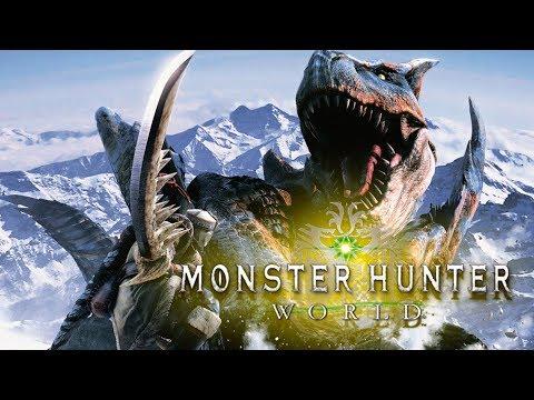 Monster Hunter World  -  ВЫШЛА НА PC! - ЭТО ШИКАРНО!