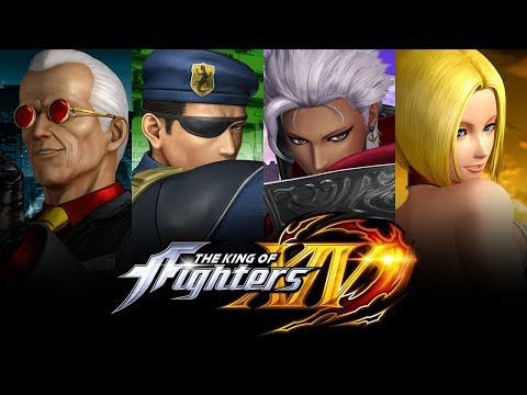 The King of Fighters XIV : KOF XIV - Présentation du second DLC de 4 personnages