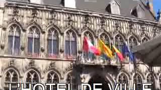 preview picture of video 'Ballade à travers Mons, Belgique.'