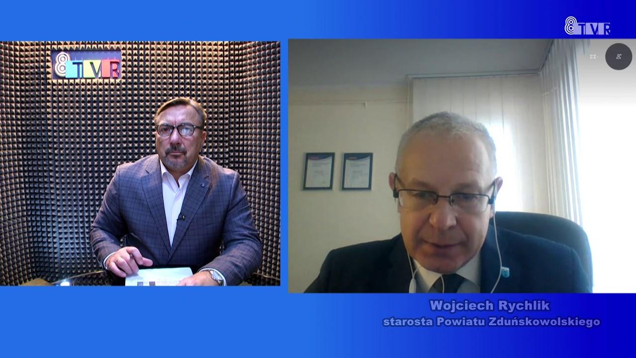 Raport koronawirus- Komentarz wicestarosty Zduńskowolskiego Wojciecha Rychlika