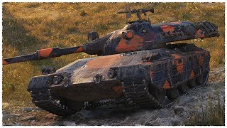SKILLED PLAYER PULLS without GOLD AMMO • Progetto 65 WoT Gameplay