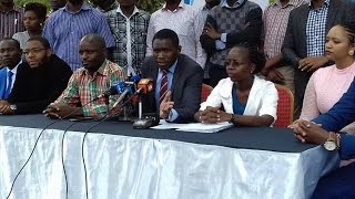 Pay up or we strike in 21 days, doctors tell SRC, Counties