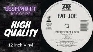 Fat Joe – Definition Of A Don (Instrumental)