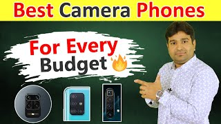 Best Camera Phones For Every Budget 🔥 Top 15 Best Camera Mobile Phones In 2020