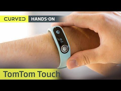 TomTom Touch im Hands-on | deutsch