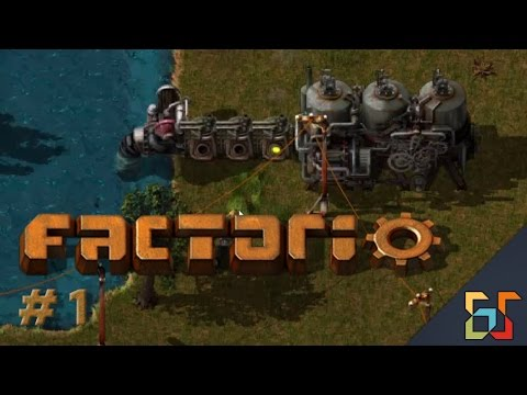 Factorio #1 | Plays
