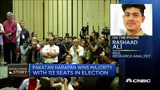 Why Malaysia's opposition coalition won the election | In The News
