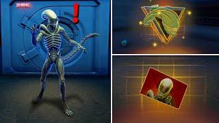ALL NEW Bosses, Mythic Weapons & Keycard Vault Locations (Boss Alien Xenomorph,Predator,Mandalorian)
