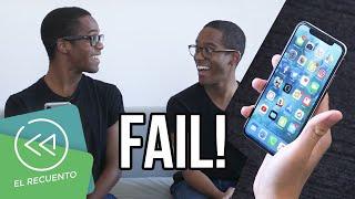 Face ID de iPhone X falla con gemelos | El recuento