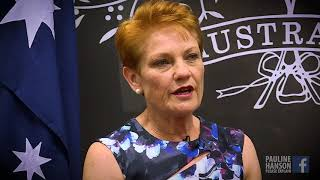Imam Tawhidi Speaks With Pauline Hanson On Muslims In Australia And Those Seeking To Come Here