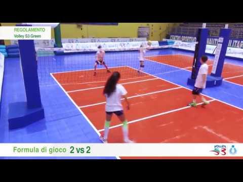 Preview video Volley S3 - Green - Il Regolamento