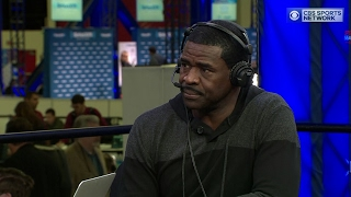 Gottlieb: Michael Irvin on Julio Jones and Tony Romo