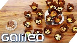 Der Low Carb Muffin mit Heidelbeeren | Galileo Lunch Break