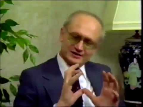 KGB defector Yuri Bezmenov's warning to America