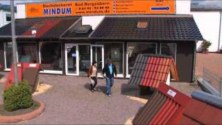 preview picture of video 'Dachdeckerei Mindum Bad Bergzabern'