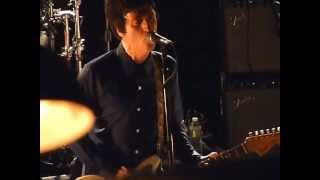 Johnny Marr 9h  16 I Want the heartbeat 5 4 2013 paradise
