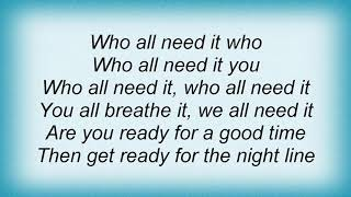 Ac Dc - Are You Ready Lyrics