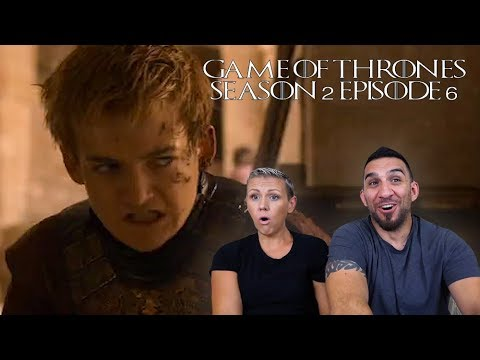 Game of Thrones Season 2 Episode 6 'The Old Gods and the New' REACTION!!