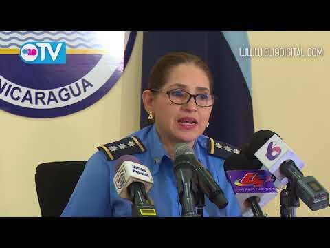 Policía informa sobre actos terroristas cometidos por grupos delincuenciales