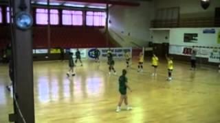 preview picture of video 'HK Danlog Partizánske - HK Bradlan Brezová pod Bradlom'
