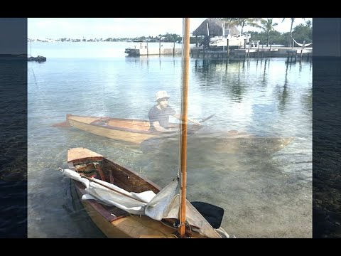 , title : 'Designing and Building the Sailing Kayak Nomad